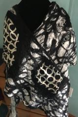 Silk and Alpaca Wrap