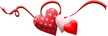 february-clipart-cluster-heart
